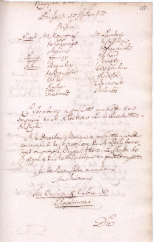Scan des Originalprotokolls vom 10. September 1772
