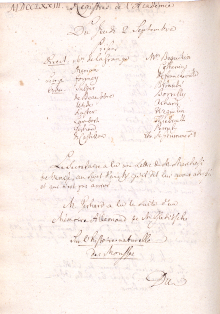 Scan des Originalprotokolls vom 02. September 1773