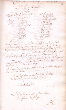 Scan des Originalprotokolls vom 06. April 1775