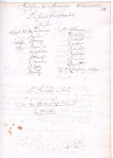 Scan des Originalprotokolls vom 06. September 1781