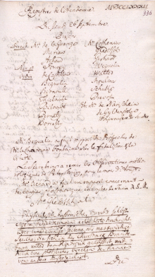 Scan des Originalprotokolls vom 26. September 1782