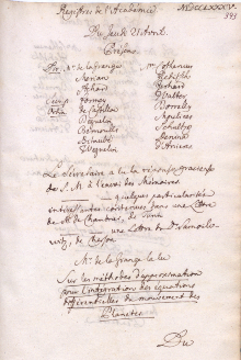 Scan des Originalprotokolls vom 21. April 1785