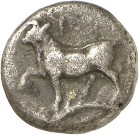 coin obverse Byzantion 5533