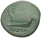 coin reverse Byzantion 5334class=