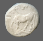 coin obverse Byzantion 115