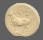 coin obverse Byzantion 119