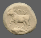 coin obverse Byzantion 122