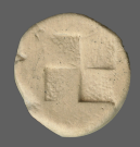 coin reverse Byzantion 122class=