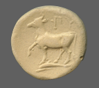 coin obverse Byzantion 143