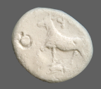 coin obverse Byzantion 144