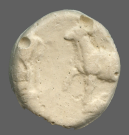 coin obverse Byzantion 1324