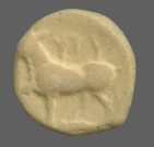 coin obverse Byzantion 1336