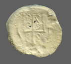 coin reverse Byzantion 1454class=