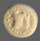 coin obverse Byzantion 1471