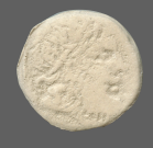 coin obverse Byzantion 436