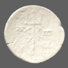coin reverse Byzantion 443class=