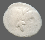coin obverse Byzantion 517