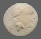 coin obverse Byzantion 518