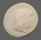 coin obverse Byzantion 539
