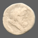 coin obverse Byzantion 559