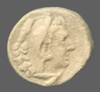 coin obverse Byzantion 587