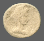 coin obverse Byzantion 604