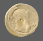 coin obverse Byzantion 639