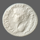 coin obverse Byzantion 209
