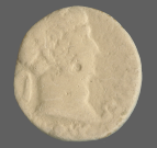 coin obverse Byzantion 233