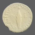 coin reverse Byzantion 260class=