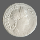coin obverse Byzantion 281