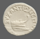 coin reverse Byzantion 295class=