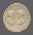 coin obverse Byzantion 351