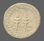 coin reverse Byzantion 366class=