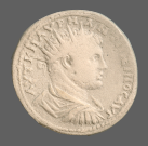 coin obverse Byzantion 759