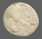 coin obverse Byzantion 858