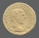 coin obverse Byzantion 871