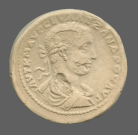 coin obverse Byzantion 996