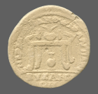 coin reverse Byzantion 1068class=