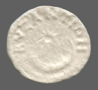 coin reverse Byzantion 1238class=
