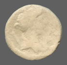 coin obverse Byzantion 1255