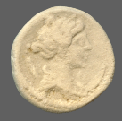 coin obverse Byzantion 1259