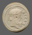 coin obverse Byzantion 643