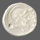 coin obverse Byzantion 677