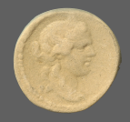 coin obverse Byzantion 698