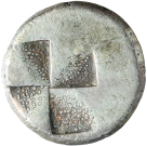 coin reverse Byzantion 182class=