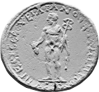 coin reverse Philippopolis 29197class=