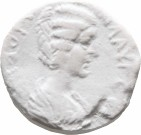 coin obverse Tomis 30350