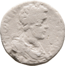 coin obverse Tomis 31374