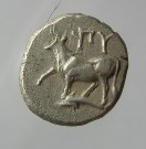 coin obverse Byzantion 6022